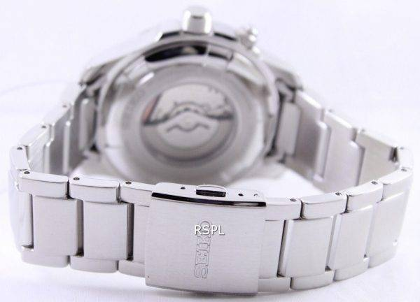 Seiko Neo Sports Kinetic 100M Black Dial SKA685P1 SKA685P Mens Watch