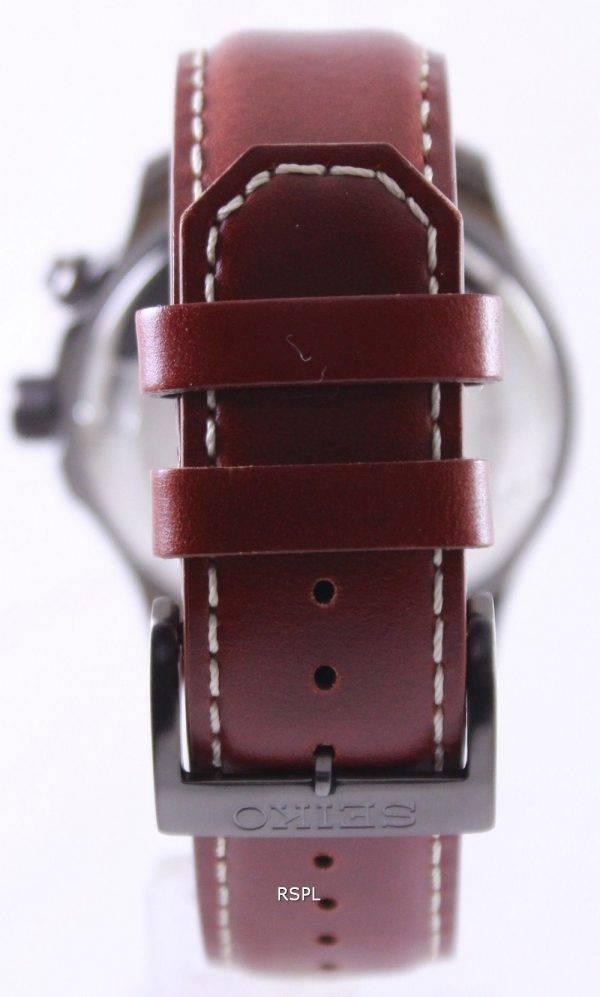 Seiko Neo Sports Kinetic 100M Black Dial SKA691P1 SKA691P Mens Watch