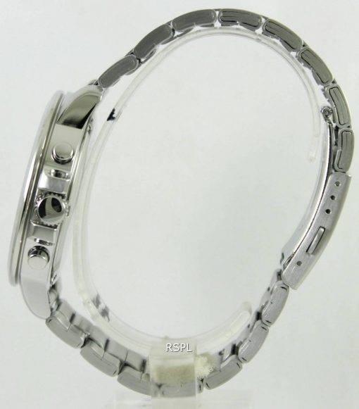 Seiko Chronograph Quartz Blue Dial SKS443P1 SKS443P SKS443 Mens Watch
