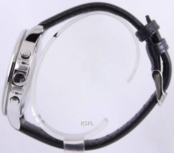 Seiko Chronograph 100M Black Dial SKS445P2 Mens Watch