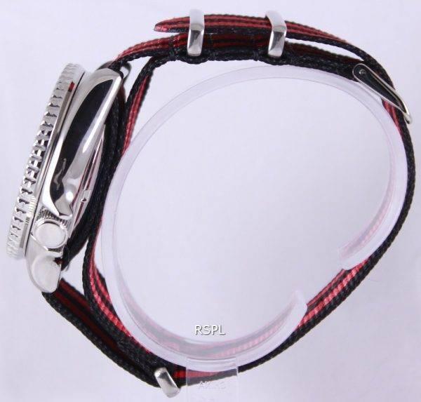 Montre 200M NATO bracelet SKX009K1-NATO3 masculin automatique Seiko Diver