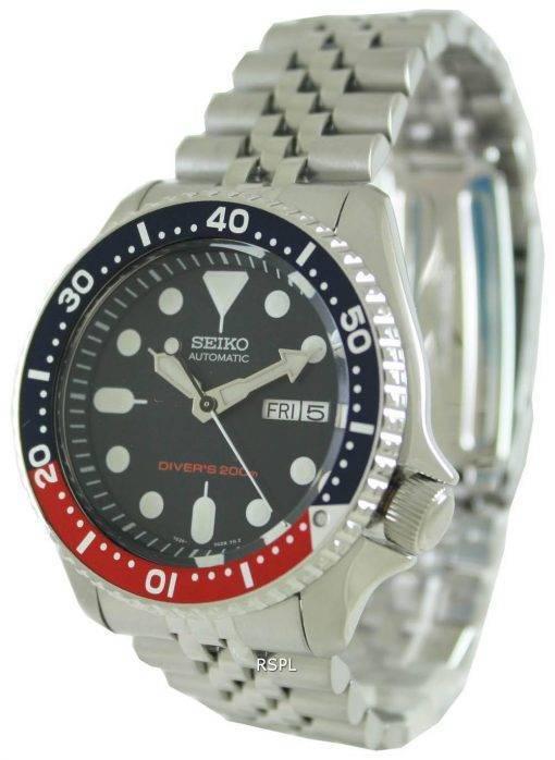 Seiko automatique Diver 200 m Jubilé Bracelet SKX009K2 SKX009
