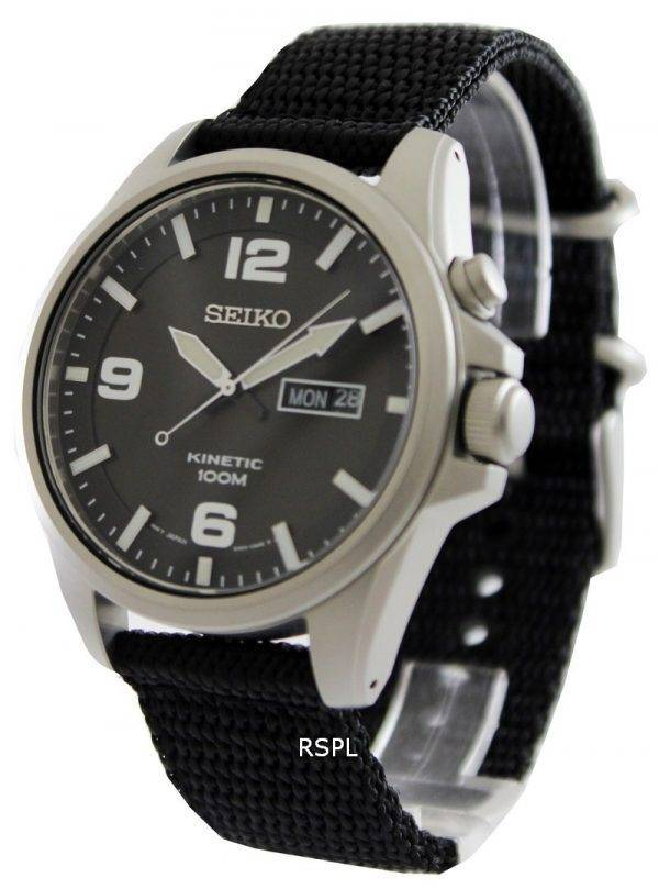 Seiko Kinetic SMY143P1 SMY143P SMY143 Mens Watch