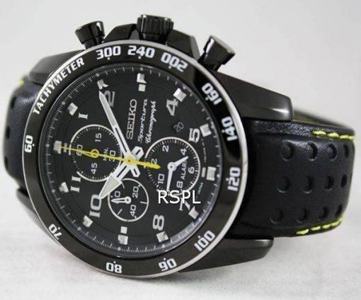 Seiko Sportura Chronograph SNAE67P1 SNAE67 SNAE67P Mens Watch