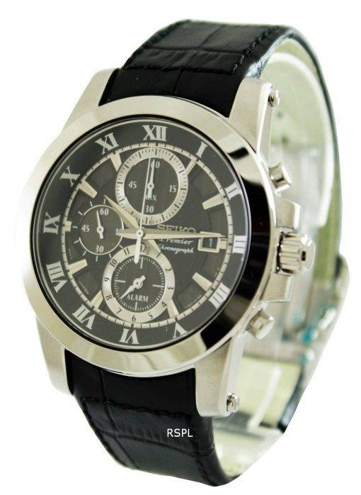 Seiko Premier Chronograph SNAF31P2 Mens Watch