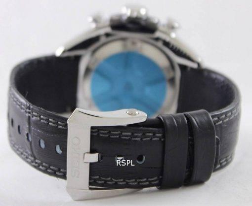 Seiko Velatura Alarm Chronograph 100M SNAF39P2 Mens Watch