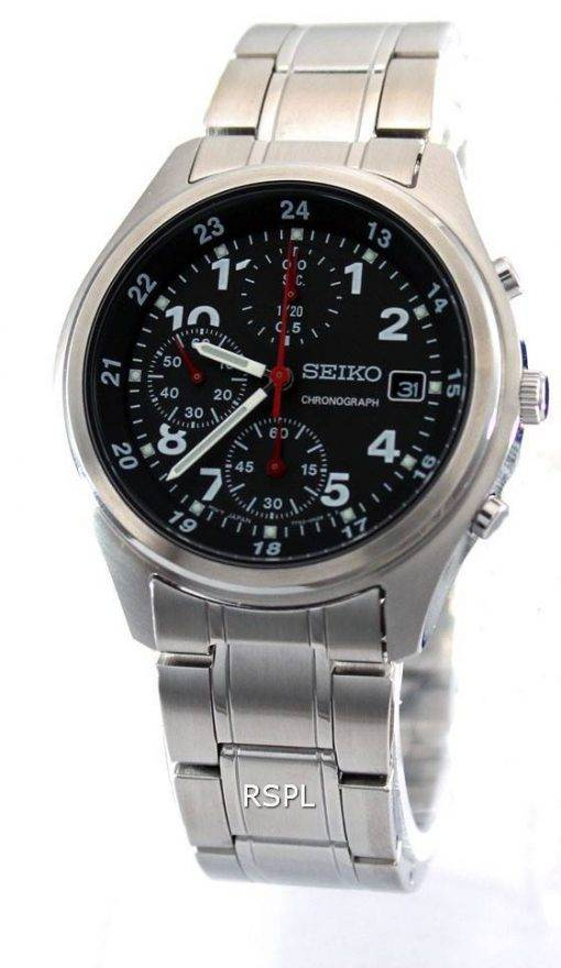 Seiko Chronograph Sports SNDB31P1 SNDB31P Mens Watch