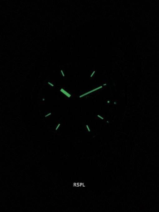 Seiko Chronograph Tachymeter 100M SNDG57P2 Mens Watch