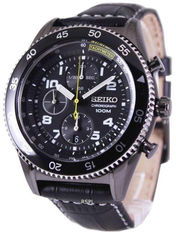 Seiko Chronograph Tachymeter 100M SNDG61P1 SNDG61P Mens Watch