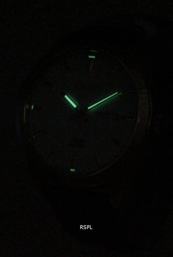 Seiko Solar SNE366P2 Mens Watch