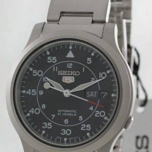 Montre Seiko 5 automatique SNK809K1 SNK809K SNK809 21 bijou hommes
