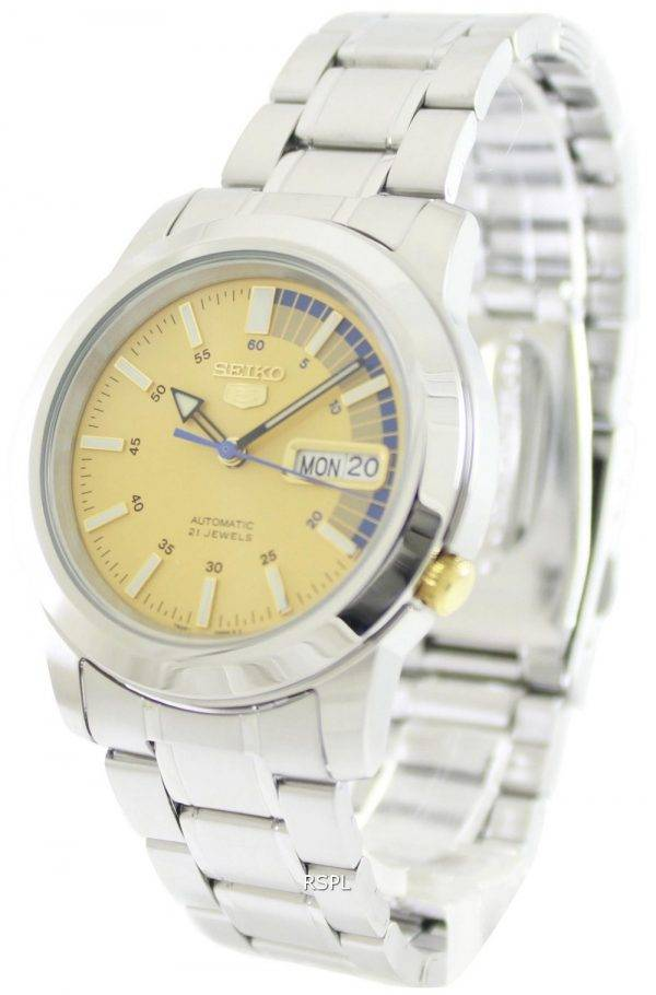 Seiko 5 Automatic 21 Jewels SNKK29K1 SNKK29K Mens Watch
