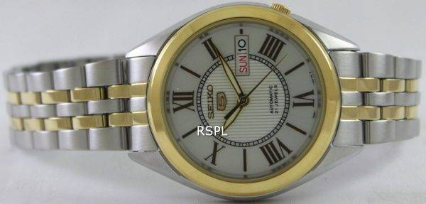 Montre Seiko 5 automatique 21 rubis SNKL36K1 SNKL36K hommes