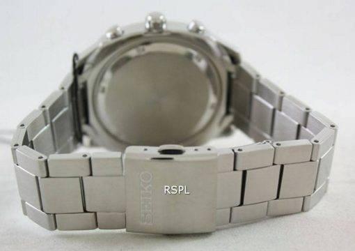 Seiko Chronograph SNN207P1 SNN207P SNN207 Mens Watch
