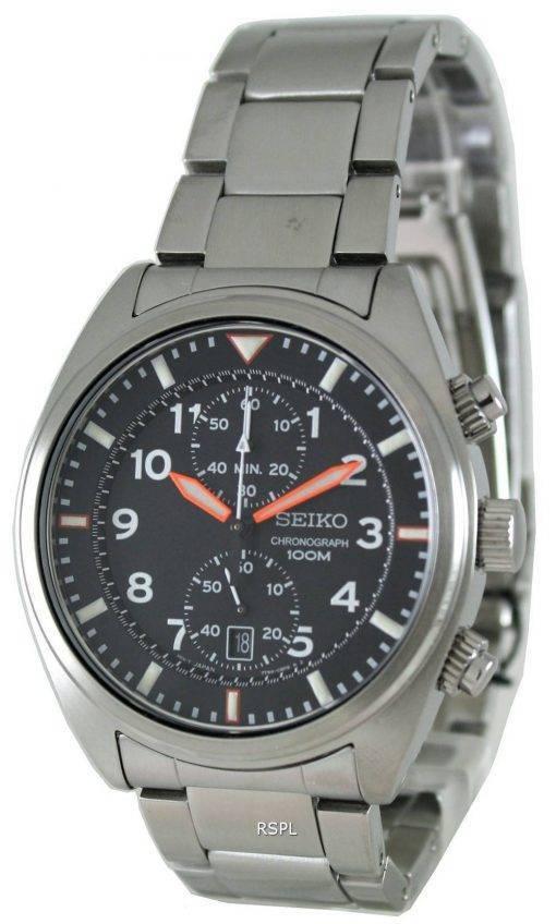 Seiko Chronograph Sports SNN235P1 Mens Watch