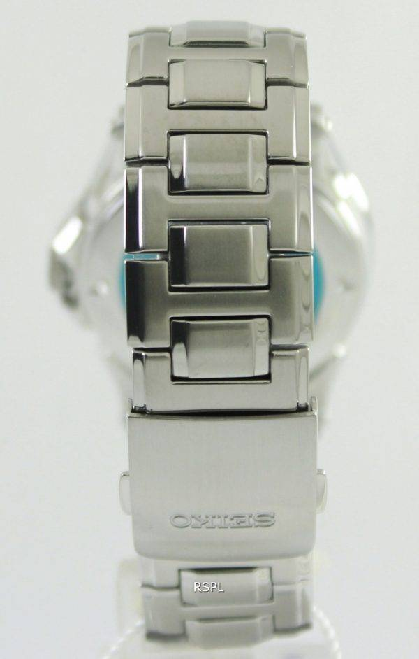 Seiko Premier Kinetic Perpetual Calendar Mens Watch SNP021P1
