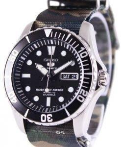 Seiko 5 Sports automatique OTAN Strap SNZF17K1-NATO5 hommes