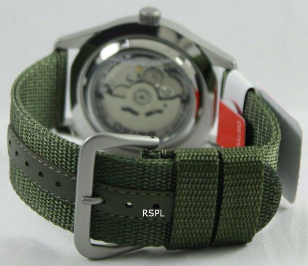 Seiko 5 Military Automatic Sports SNZG09J1 SNZG09J SNZG09 Mens Japan Made Watch