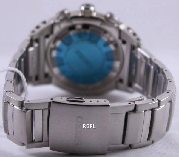 SEIKO Sportura Chronographe rétrograde SPC001P SPC001P1 SPC001