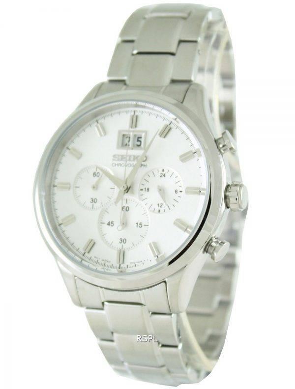 Seiko Neo chronographe classique SPC079P1 SPC079P SPC079