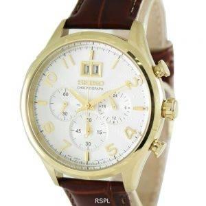 Seiko Mens Watch Neo Classic Chronograph SPC088P1 SPC088P SPC088