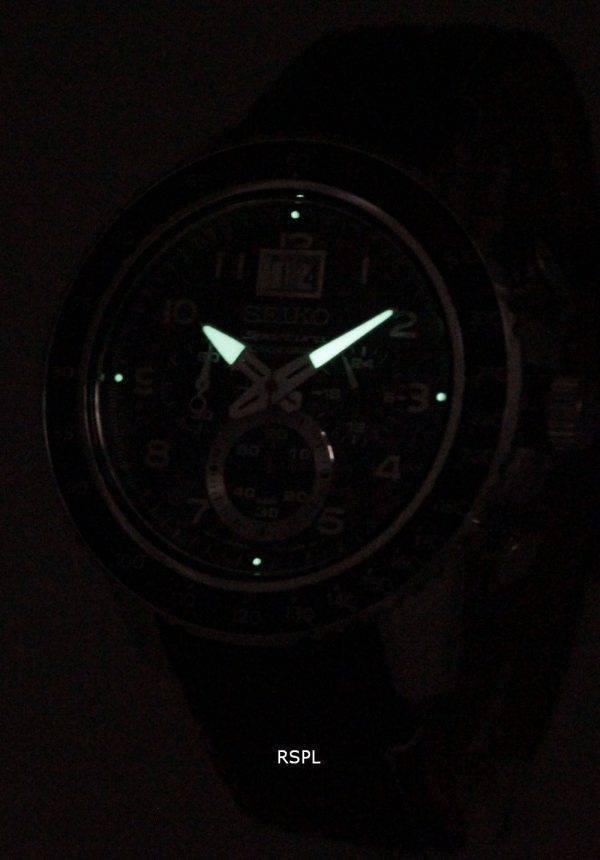 Seiko Sportura Chronograph SPC139P1 SPC139P Mens Watch