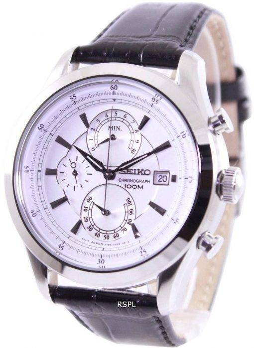 Seiko Chronograph 100M SPC163P2 Mens Watch