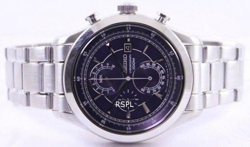 Seiko Chronograph 100M SPC165P1 SPC165P Mens Watch