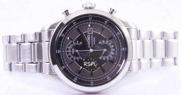 Seiko Chronograph 100M SPC167P1 SPC167P Mens Watch