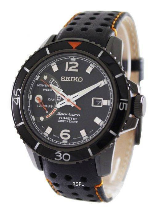 Seiko Sportura Kinetic Direct Drive SRG021P1 SRG021P SRG021 Mens Watch