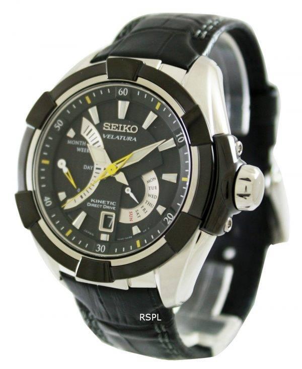 Seiko Velatura Kinetic Direct Drive SRH015P2 Mens Watch