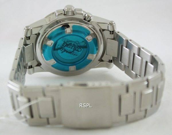 Seiko Premier Kinetic SRN037P1 SRN037P SRN037 Mens Watch