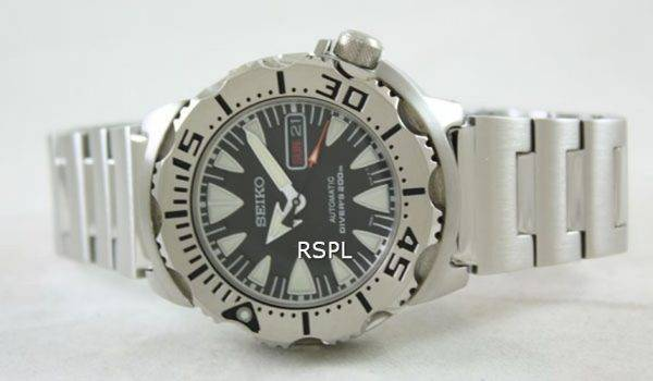 Seiko Monster Automatic Divers SRP307K1 SRP307K SRP307 Mens Watch