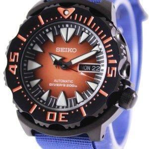 Montre 200M NATO bracelet SRP311J1-NATO6 masculin Seiko 5 Sports automatique Diver