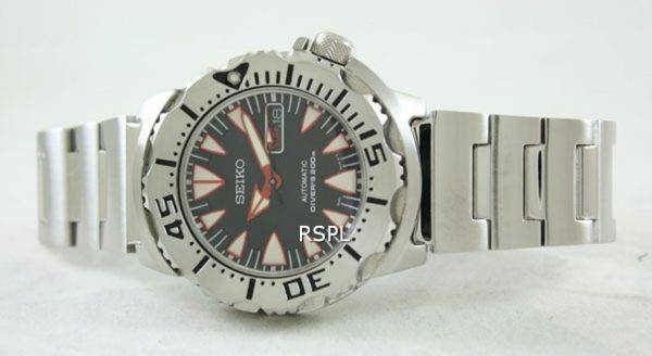 Seiko Monster Automatic Divers SRP313K2 Mens Watch