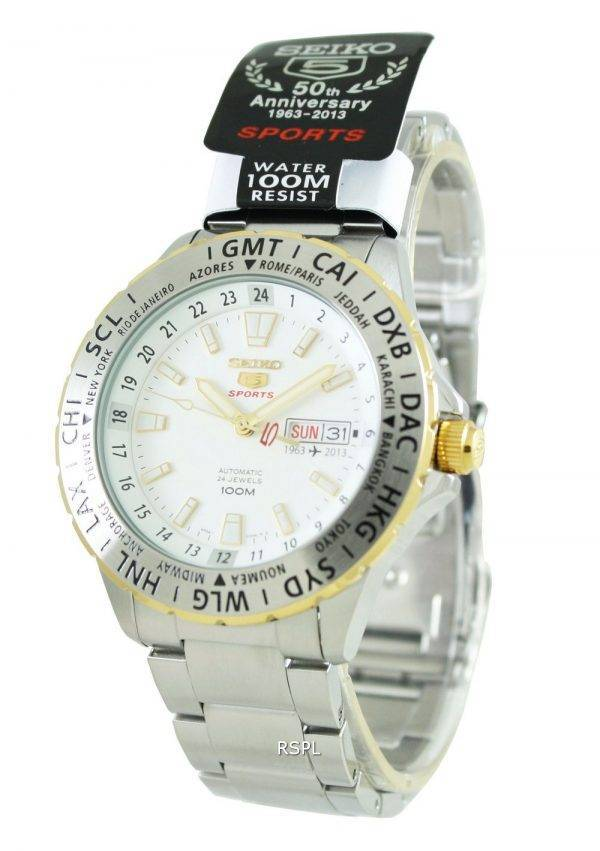 Seiko 5 Sports Automatic SRP438K1 SRP438K SRP438 Mens Watch