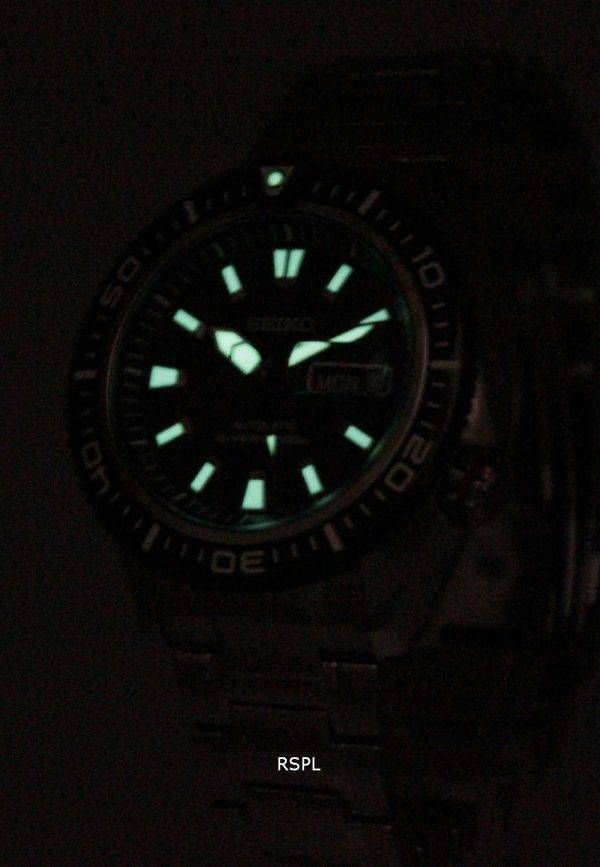 Seiko Superior Automatic Divers SRP495K1 SRP495K SRP495 Watch