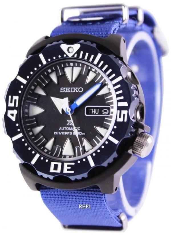 Montre Seiko Prospex Diver 200M NATO bracelet SRP581K1-NATO6 homme Air