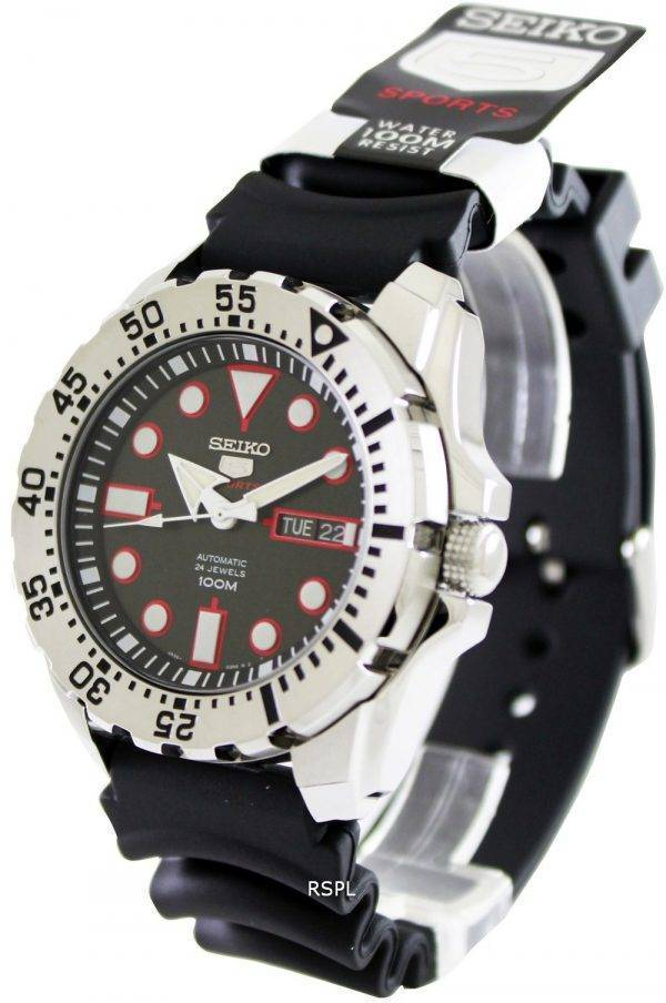 Seiko 5 Sports Automatic SRP601K1 SRP601K Mens Watch