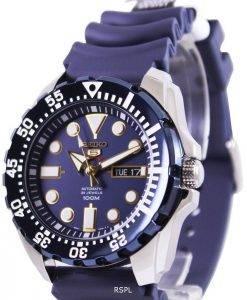 Seiko 5 Sports Automatic 24 Jewels SRP605K2 Mens Watch