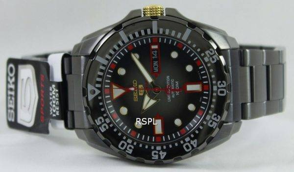 Seiko 5 Sports Limited Edition Automatic SRP643K1 SRP643K SRP643 Mens Watch