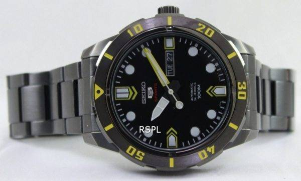 Seiko 5 Sports automatique 24 bijoux SRP679K1 SRP679K hommes