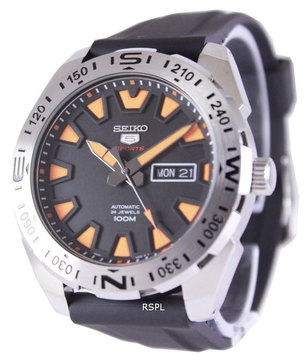 Seiko 5 Sports automatique 24 bijoux SRP741K1 SRP741K hommes France 716cbe242791