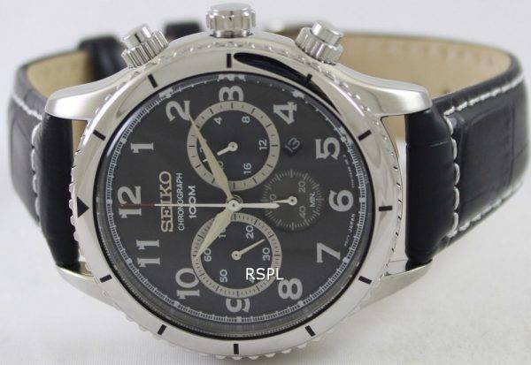 Seiko Chronograph Quartz 100M SRW037P2 Mens Watch