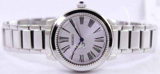Seiko Quartz Roman Dial SRZ447P1 SRZ447P Womens Watch