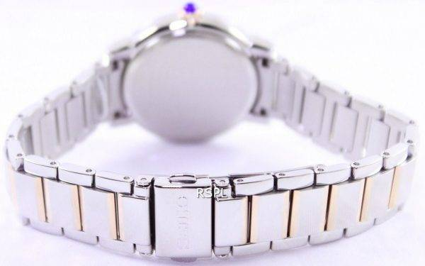 Seiko Quartz Roman Dial SRZ448P1 SRZ448P Womens Watch
