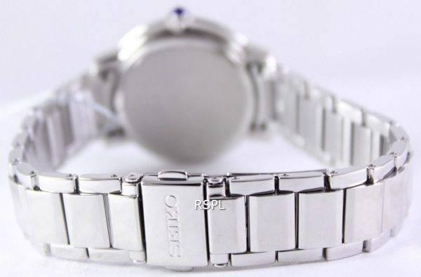 Seiko Quartz Swarovski Crystal SRZ453P1 SRZ453P Women's Watch
