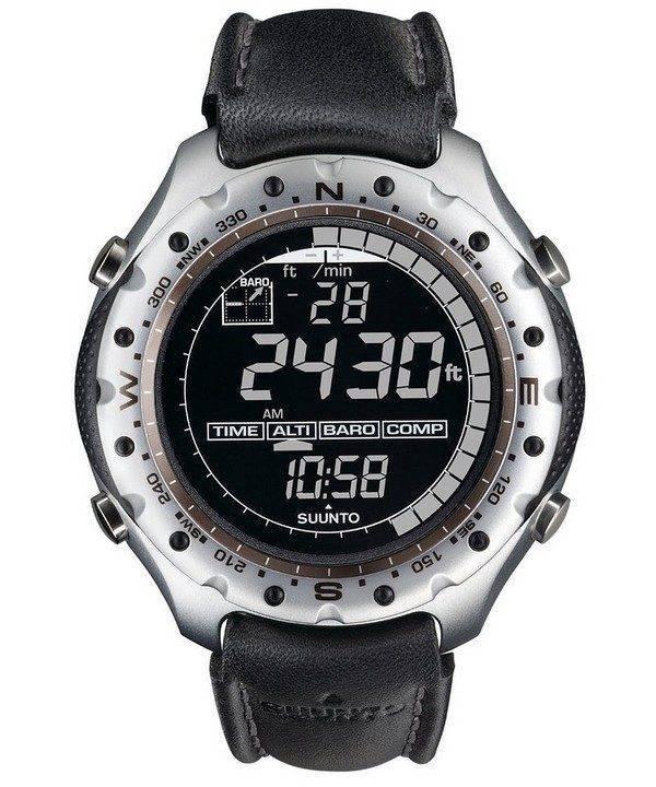 Suunto X-Lander noir SS012197310 Digital Watch