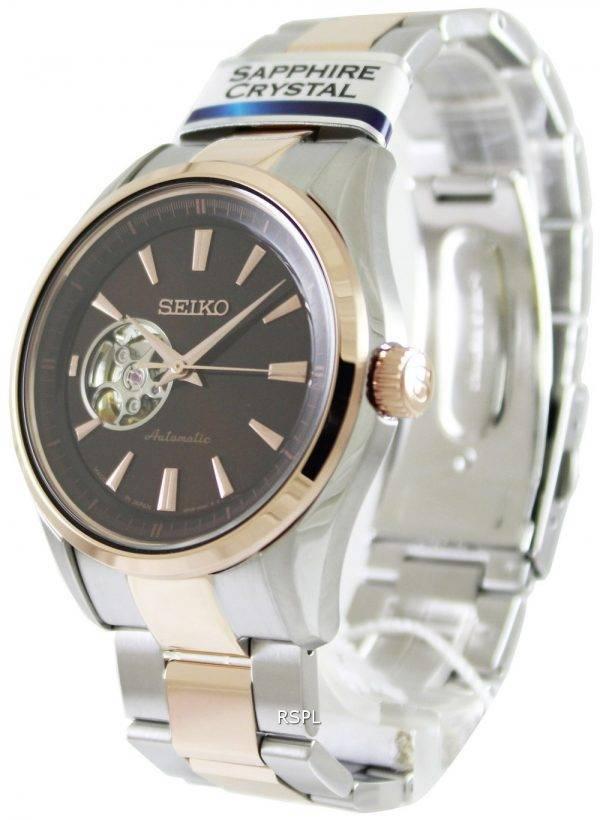 Seiko automatique Rose couleur or SSA262J1 SSA262J montre homme
