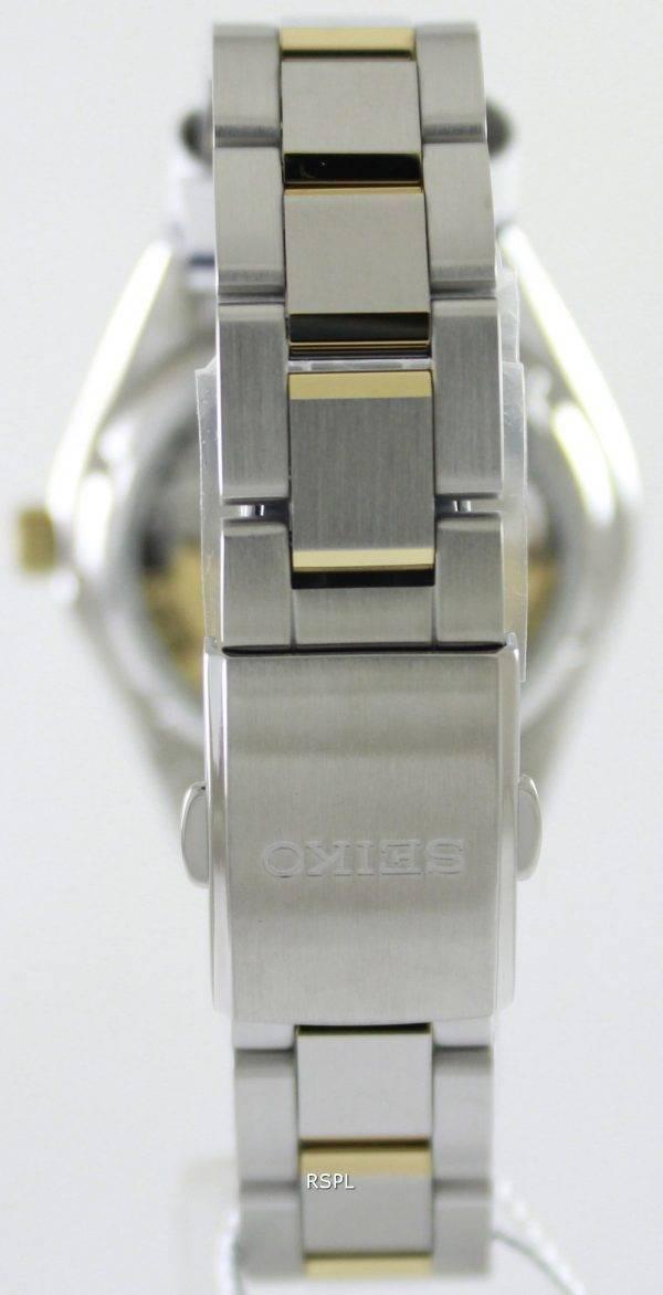 Seiko Automatic Sapphire Crystal Two Tone SSA868J1 SSA868J Womens Watch